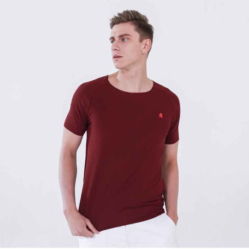 法国梦特娇经典自由裁男士T恤·7件