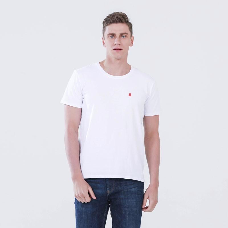 法国梦特娇干爽排汗男士T恤