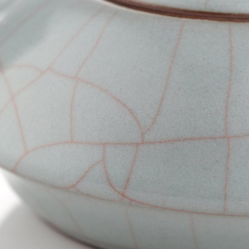 中国五大名窑茶壶套组