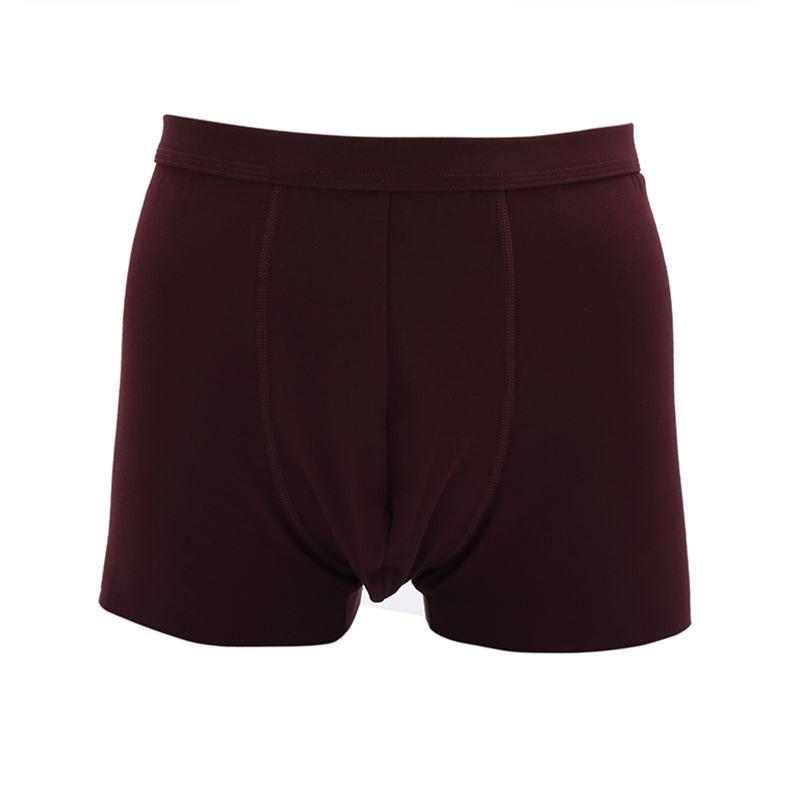 暇步士(HushPuppies)随型裁男士平角短裤·5条