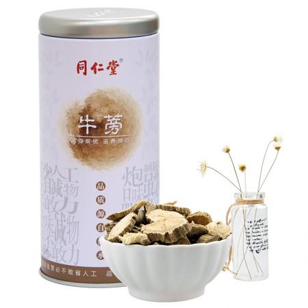 同仁堂  黄金牛蒡养生茶·3罐