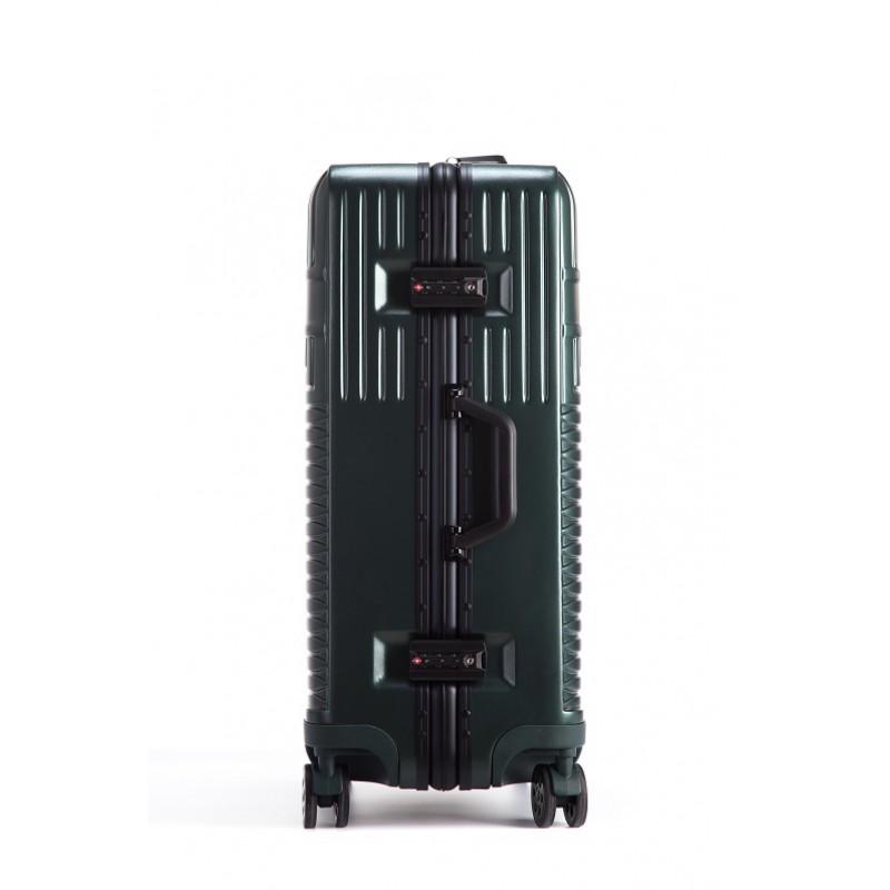 CROWN 皇冠铝框箱 C-F0212-25·细砂纹墨绿色