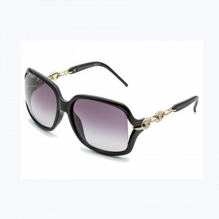 GUCCI船锚链镶钻时尚太阳镜·黑色