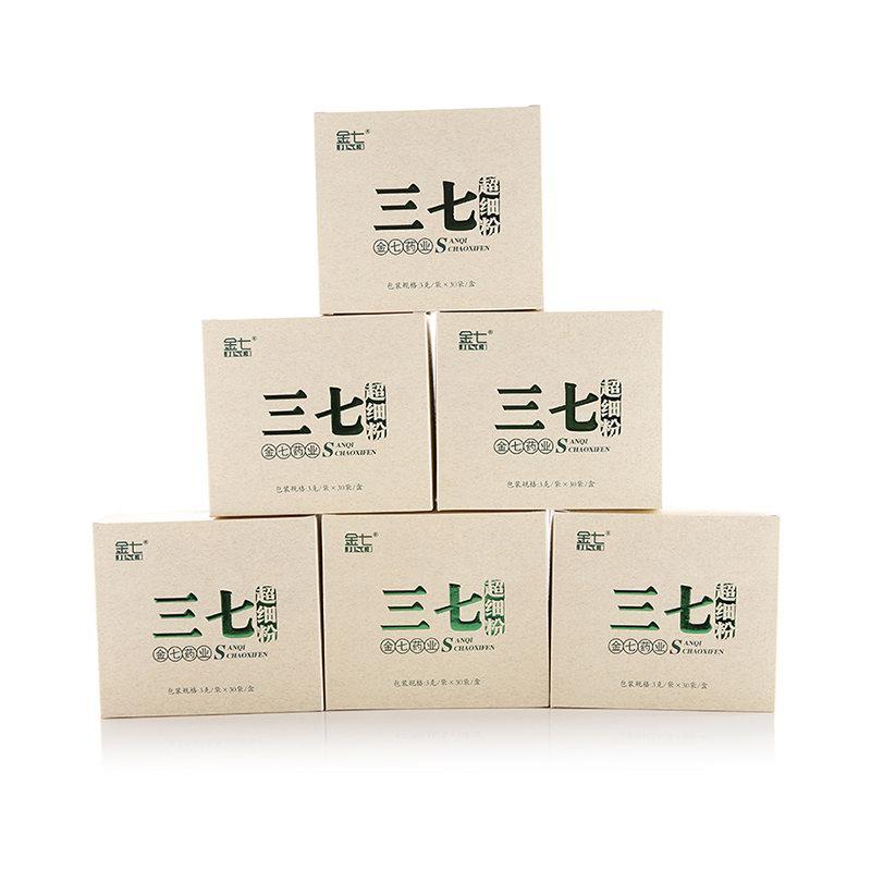 金七三七超細粉·6盒