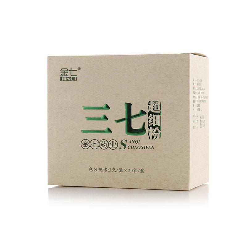 金七三七超细粉·6盒