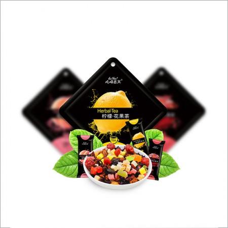 每日花语花果茶 水蜜桃/樱桃/柠檬三味可选·4蜜桃3柠檬3樱桃