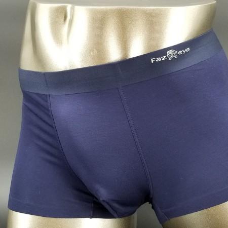 恒源祥Fazeya黑金纤维男士远红外抗菌内裤A1080·宝蓝色