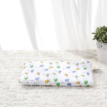 泰嗨泰国整只原装进口天然乳胶1-3岁婴儿枕