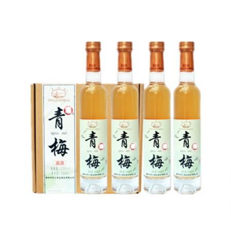 东江桥青梅酒200ml*4瓶