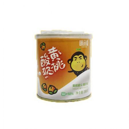 味品堂 酸奶罐头组合·288g*12罐
