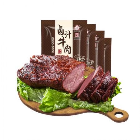 三珍斋 招牌卤汁牛肉·200g*4袋