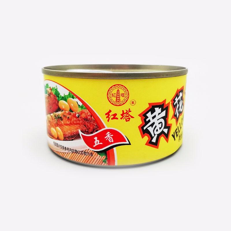 红塔牌黄花鱼罐头