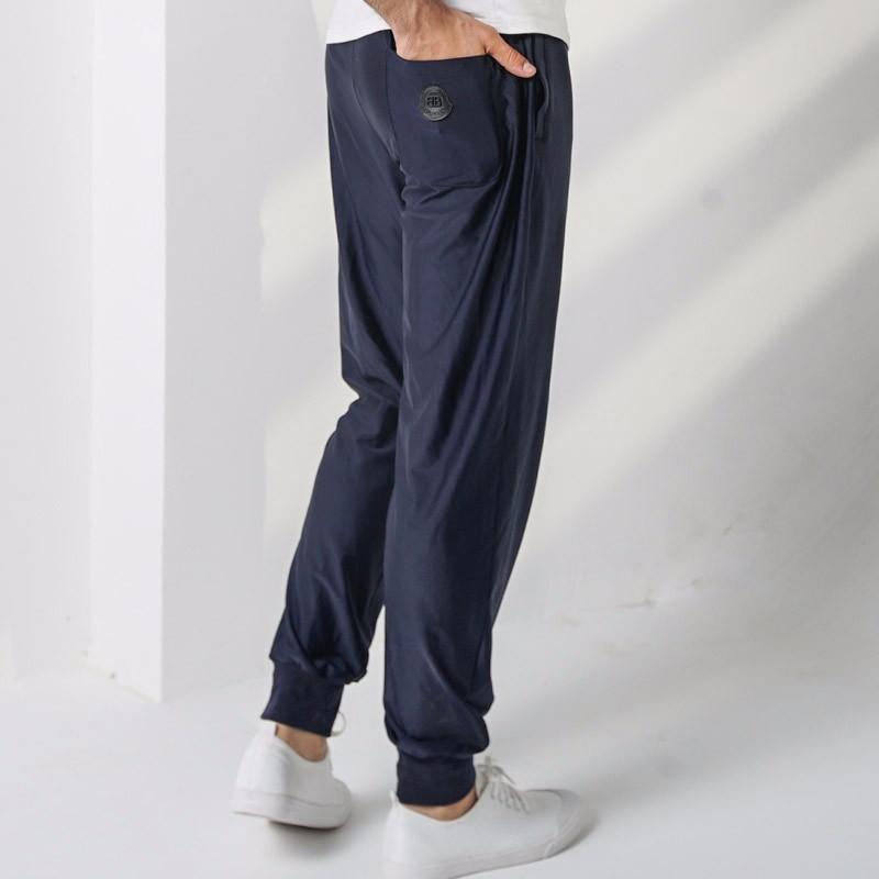 意大利巴古塔(Bagutta) 冰氧吧休闲男裤