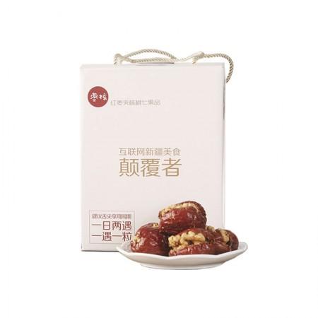 iWell爱味 新疆枣夹核桃全月装·1Kg·白色