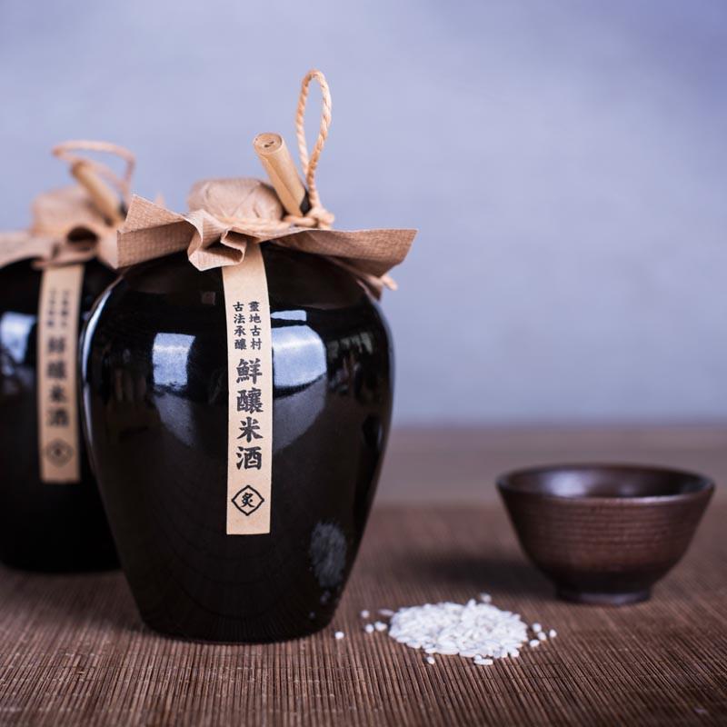 七修良品 鲜酿米酒500ml