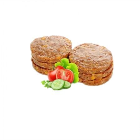 澳洲进口品质纯牛肉鲜嫩多汁牛肉饼早餐饼