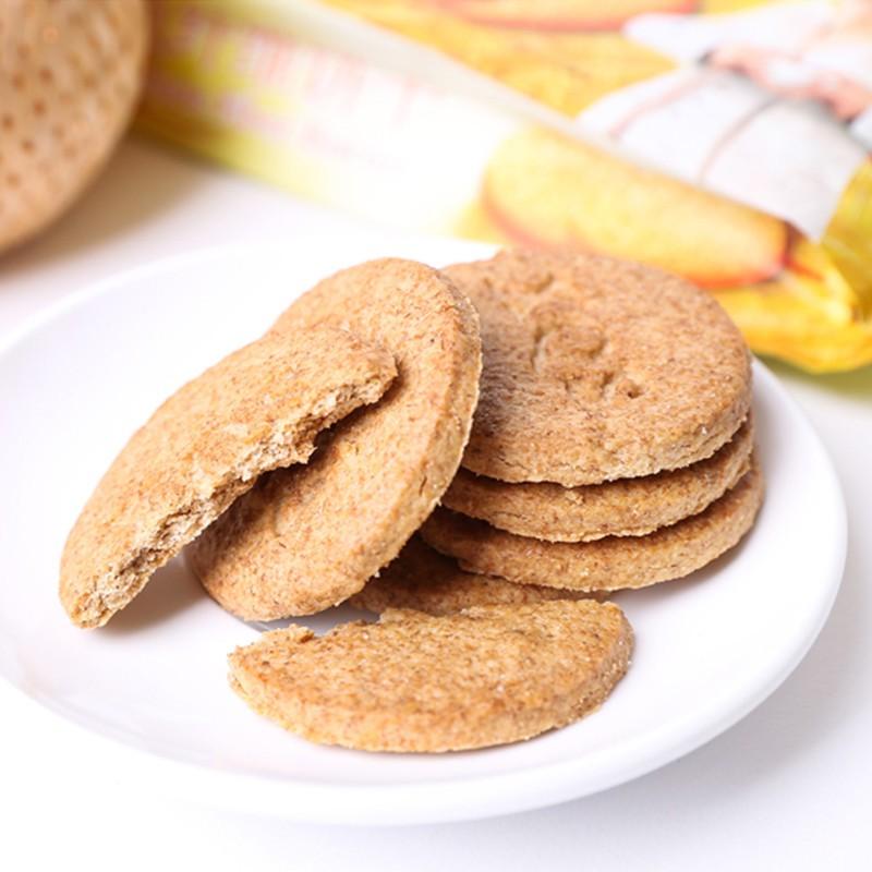 劲家庄粗纤维饼干170g(原味)