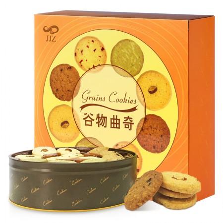 劲家庄谷物曲奇饼420g