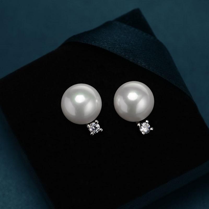 "Powkeen珠宝镶嵌施华洛世奇合成立方氧化锆""月光爱人""套组"