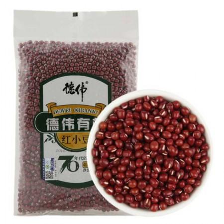 德伟 有机红小豆·4袋