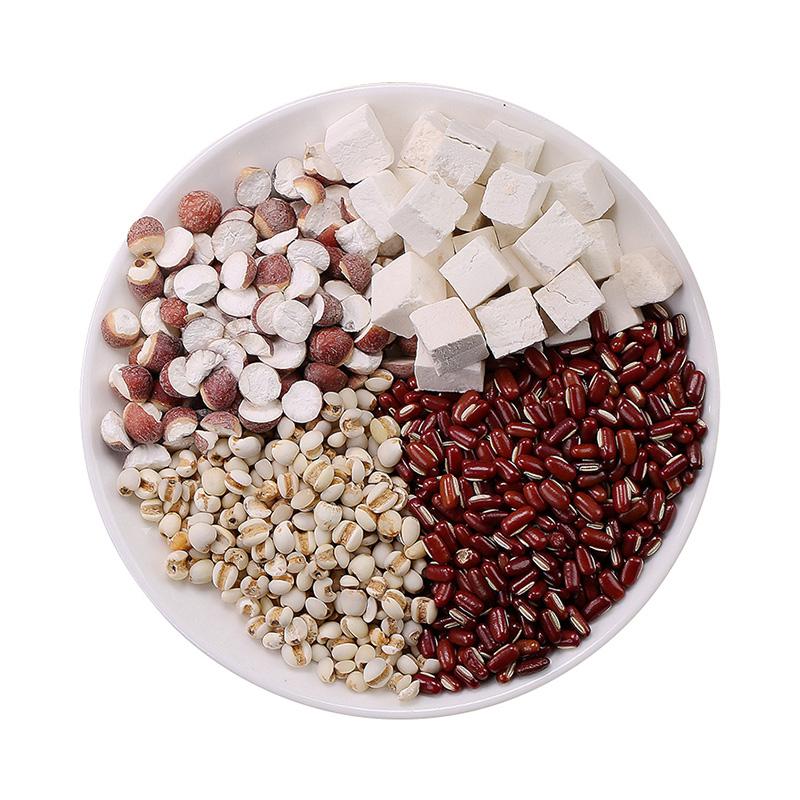 福东海食积茯苓芡实赤小豆薏米粥薏米祛湿粥60gx10袋*2肚子有节怎么办宝宝神仙图片
