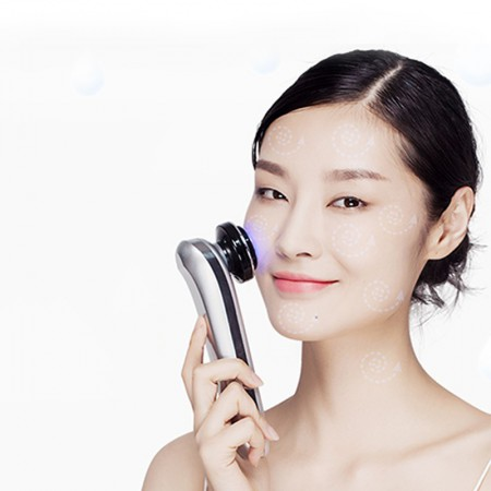 ulike家用美容仪射频导入导出仪电子电动嫩肤洁面仪器童颜机·黑色