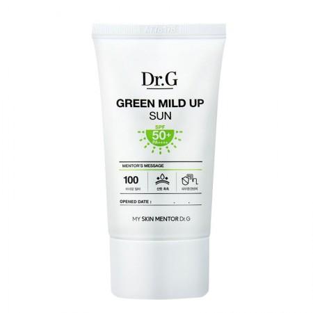 香港直邮 Dr.g 抗敏舒缓绿色防晒霜·50ml