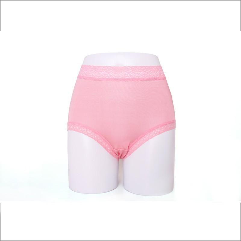 阙兰绢40针超高腰丝滑纯蚕丝裤组·女
