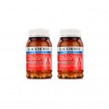 澳洲直邮 Blackmores活性钙+镁+D3复合片·200粒2瓶