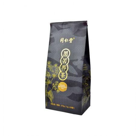 同仁堂黑苦荞茶·2袋