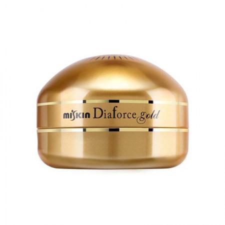香港直邮 Miskin 新版贵妇黄金钻石眼膜·1盒