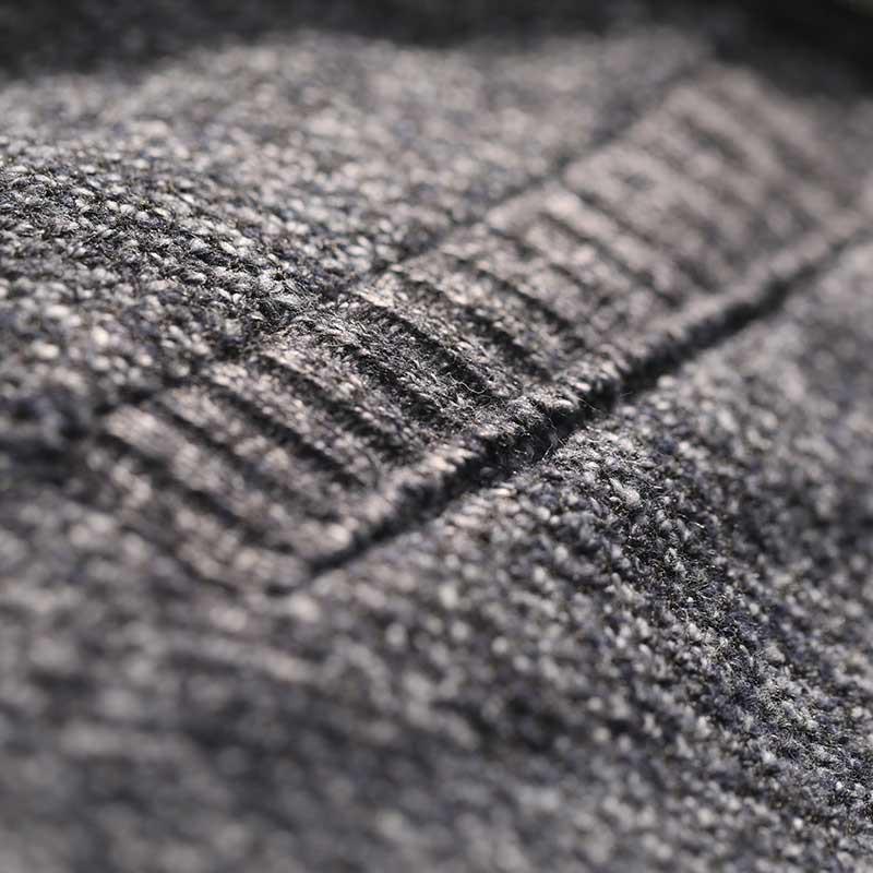 卡帝乐鳄鱼时尚针织外套