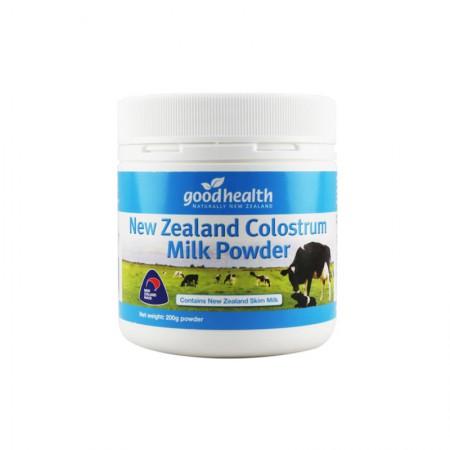 新西兰goodhealth牛初乳2罐装·乳白色