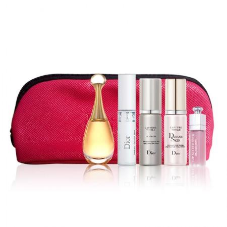 香港直邮 迪奥(Dior)梦幻美肌旅行6件套