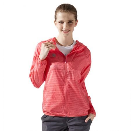 凯瑞摩男女款轻薄透气防晒皮肤衣·西瓜红