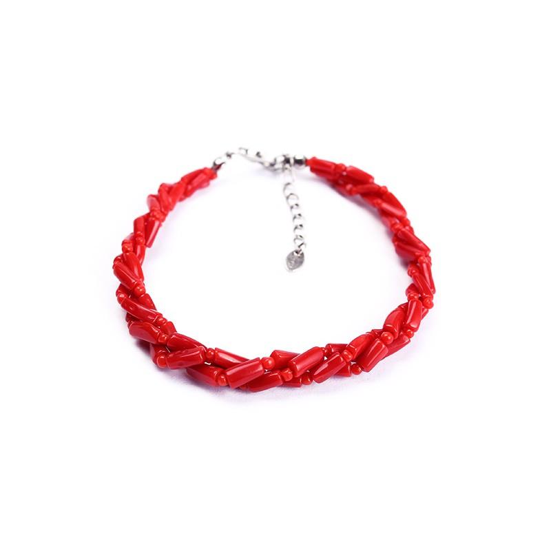 年年有余红珊瑚项链尊享组