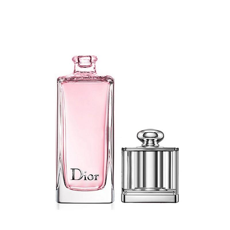 香港直邮迪奥Dior女士花漾香水三件套礼盒装真我+粉红魅惑+花漾甜心5ml
