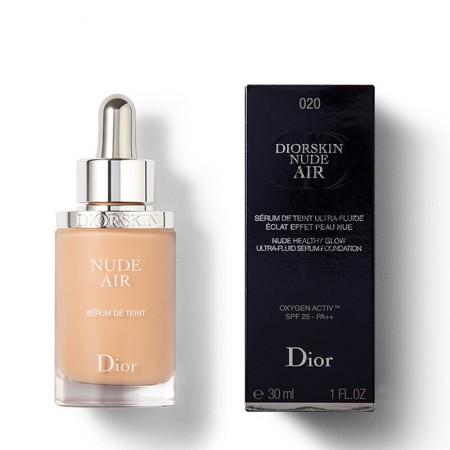 香港直邮 迪奥(Dior)凝脂亲肤精华滴管粉底液·020#