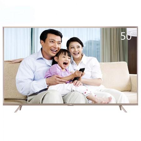 TCLL50P2-UD50英寸HRD4K超高清21核智能网络液晶电视
