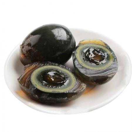 正宗溏心无铅 松花皮蛋20枚(75-80g/枚)家庭实惠装