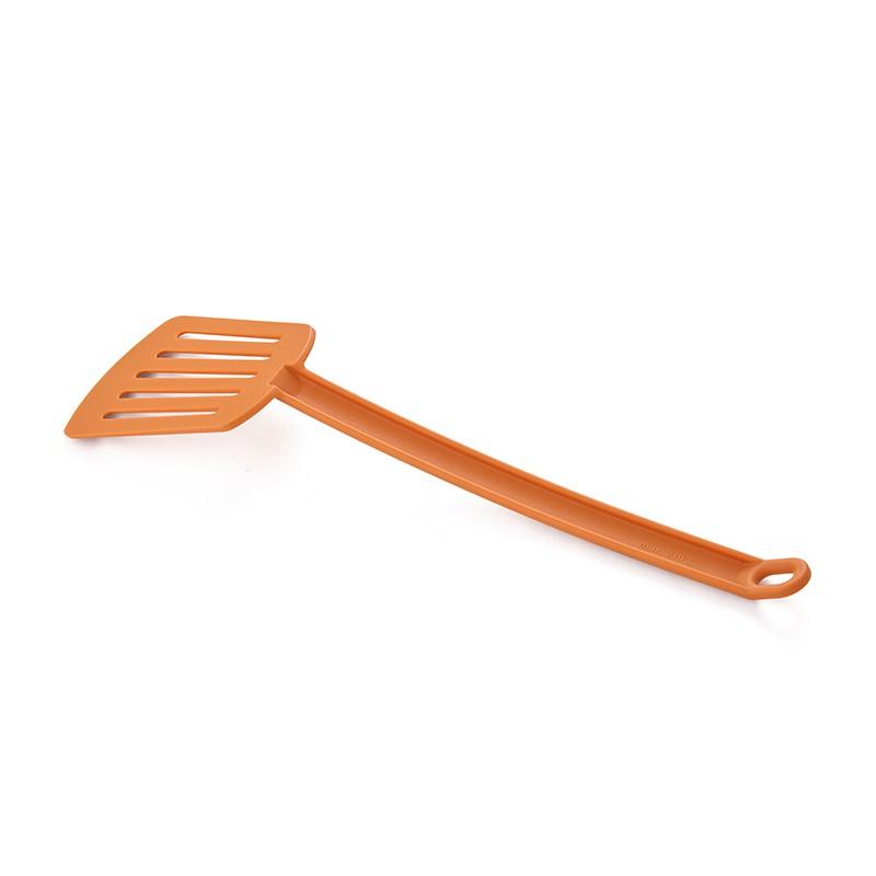 捷克进口 tescoms尼龙平煎漏铲·橙色