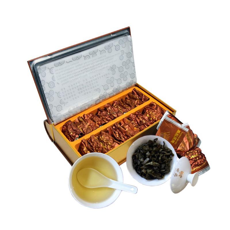 回品 特级桂圆蜜香浓香型铁观音 铁齿铜芽