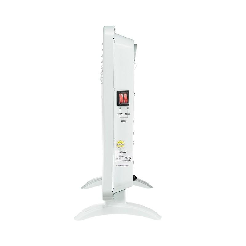 康佳静音速热取暖器家用超大功率2000W