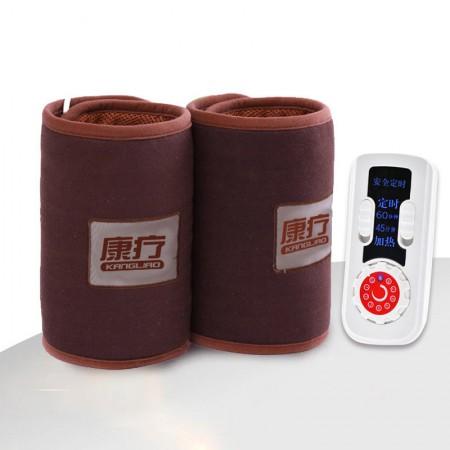 康疗 电加热海盐袋护膝理疗热敷盐包·褐色