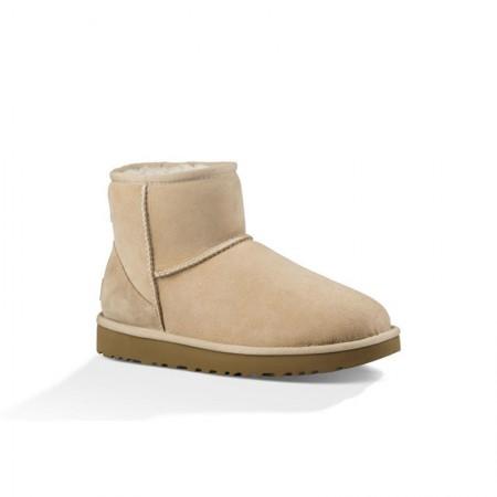 美国UGG Angelababy代言休闲经典款短靴·沙色  沙色