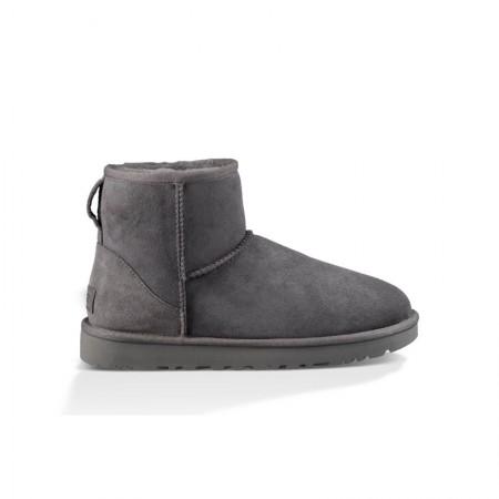 美国UGG Angelababy代言休闲经典款短靴·灰色