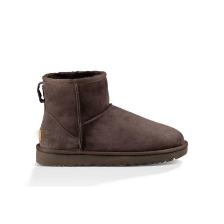 美国UGG Angelababy代言休闲经典款短靴·巧克力色