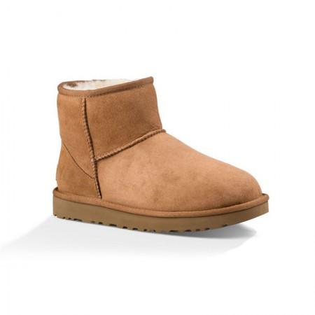 美国UGG Angelababy代言休闲经典款短靴·栗色