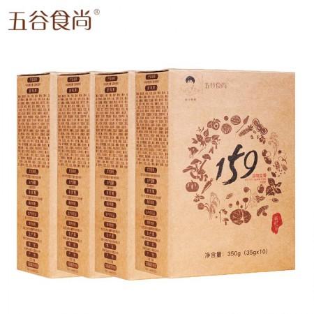五谷食尚159素食代餐粉4盒