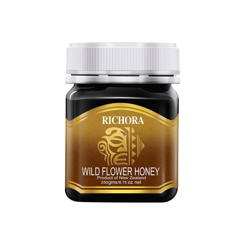新西兰进口瑞琪奥兰麦卢卡10+蜂蜜全家福·八件组